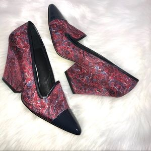 Anthropologie Shoes - Peter Som for Anthropologie Marley Paisley Heels